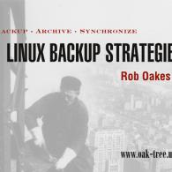 Linux Backup Strategies
