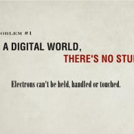 A Digital World Brings Problems