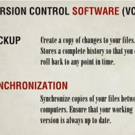 Version Control Software