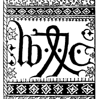 Caxton Typographical Stamp