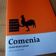 Comenia Type Specimen 1