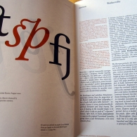 JBW Typeface Specimen 4