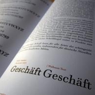 JBW Typeface Specimen 7