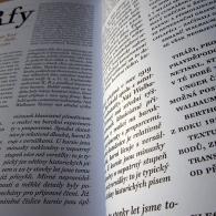 JBW Typeface Specimen 8