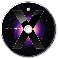 Mac OS X - Leopard - Disc