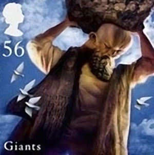 McKean Stamps - Giants