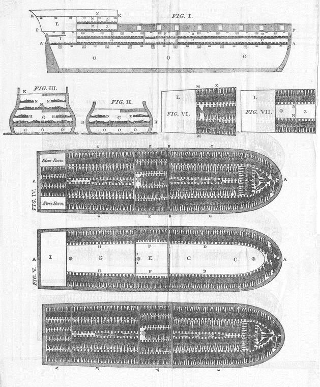 Slaver Galley - Schematic