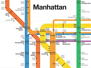 Vignelli-Subway