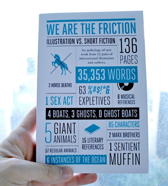 We are the Friction