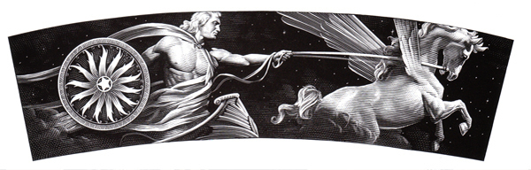 Apollo Driving the Chariot of the Sun - Mark Summers