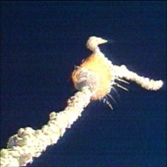 Challenger Explosion - January 28, 1986