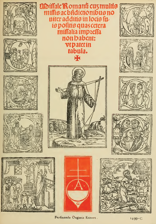 Venetian Biblical Engravings, Late 15th Century