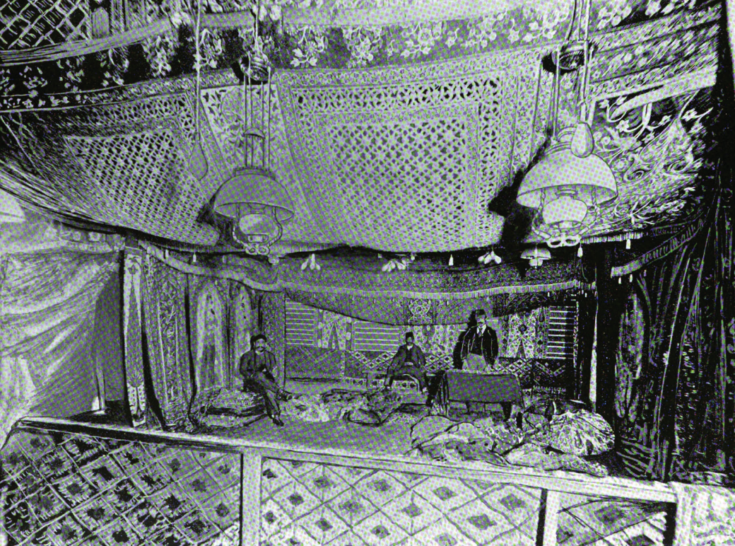 A Turkish Tent
