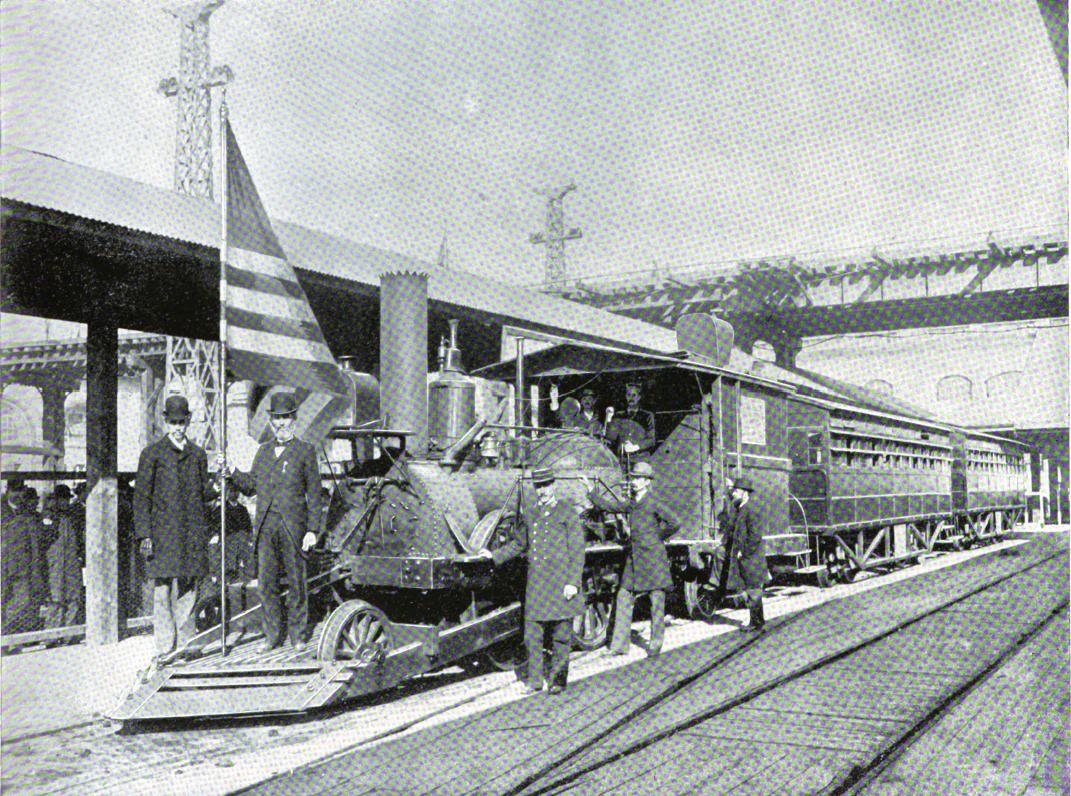 The John Bull Train