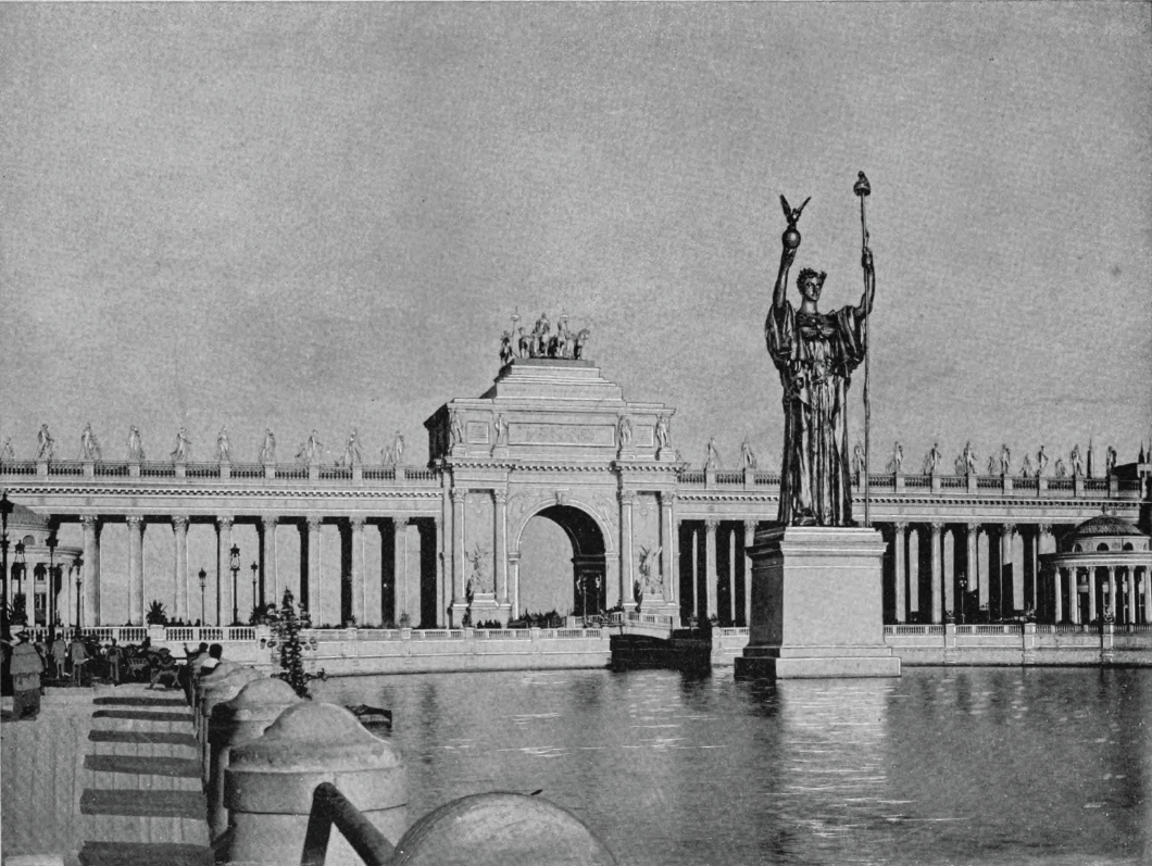 The Statue of the Republic