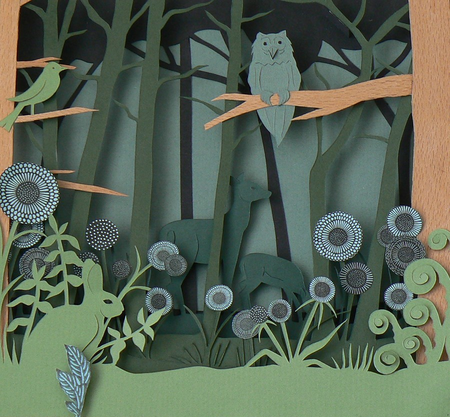 Helen Musselwhite - The Green Wood