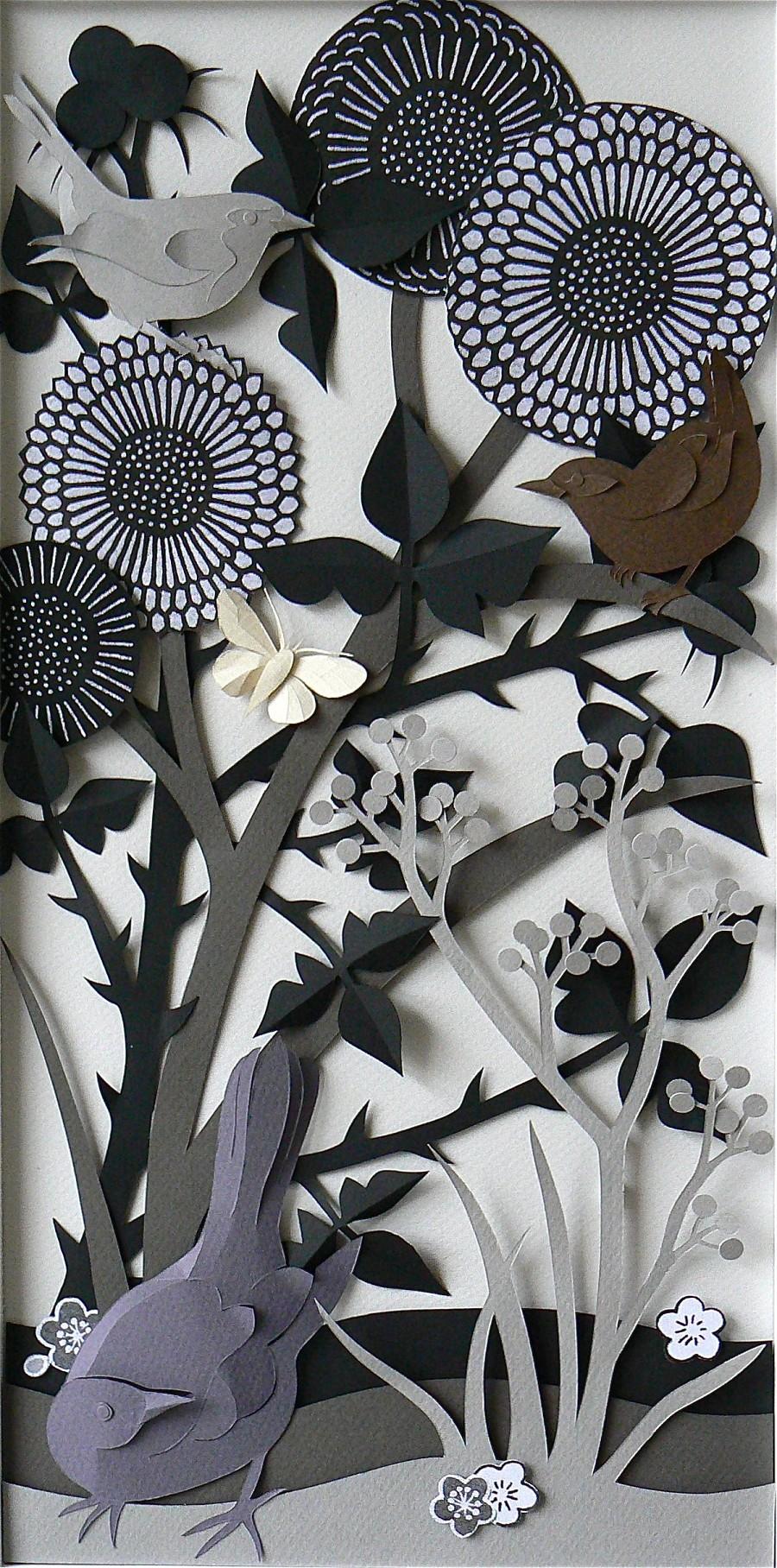 Helen Musselwhite - Wild Garden