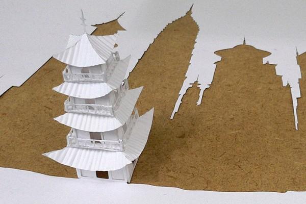 Peter Callesen - Pagoda